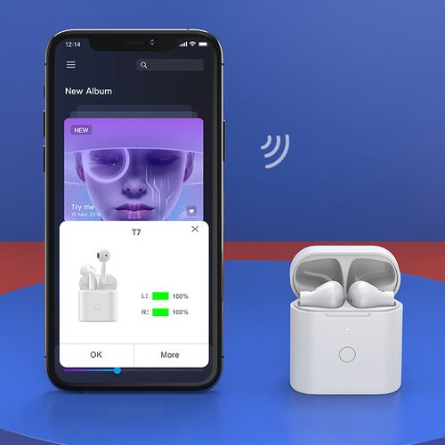 Tai nghe Bluetooth True Wireless QCY T7