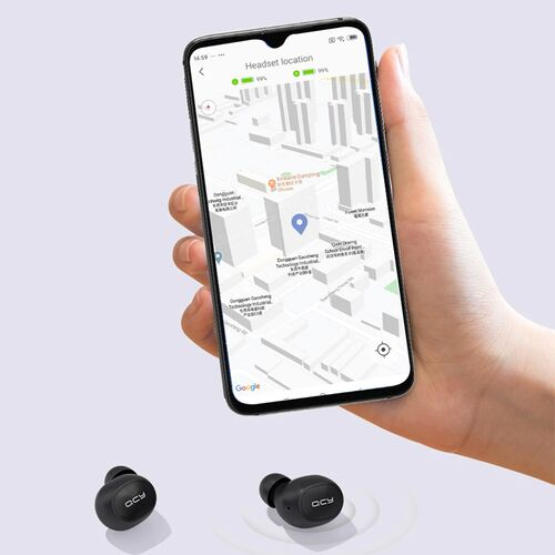 Tai nghe Bluetooth True Wireless QCY M10