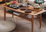 Xiaomi ra mắt bàn trà YIMI bằng gỗ đơn giản nhưng tiện dụng cho mọi không gian, giá chỉ từ 4.4 triệu đồng