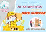"""Chung tay đẩy lùi COVID - AN TÂM NHẬN HÀNG cùng BIỆT ĐỘI """"SAFE SHIPPER"""""""