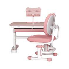 Bộ bàn ghế học tập iGrow D001MR+C001SZ