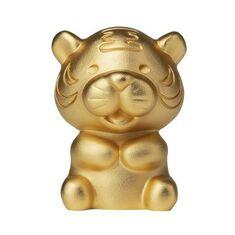 Linh vật 12 con giáp mạ vàng TONGSHIFU
