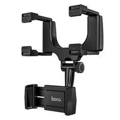 Giá đỡ điện thoại gắn kính chiếu hậu ô tô Hoco CA70