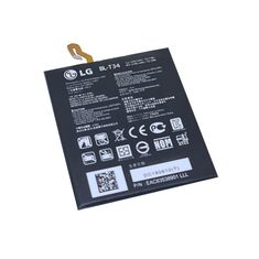 Pin LG V30 H930, H931, H932, H933, VS996, US998, LS998U BL-T34 3155, 3300 mAh