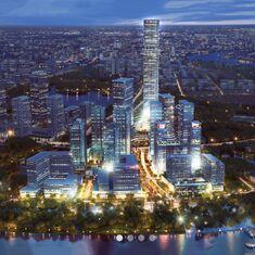 Cho thuê hoặc bán căn hộ Tilia T2D Empire City