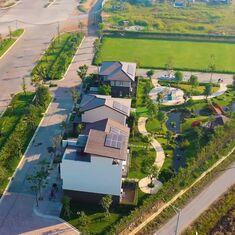 Cho thuê hoặc bán nhà phố Aqua Waterpoint Nam Long