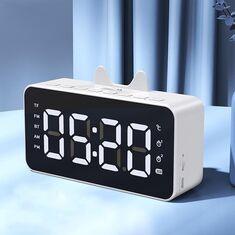 Loa bluetooth tích hợp đồng hồ báo thức Hoco HK7