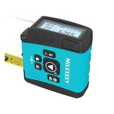 Thước đo laser kỹ thuật số 3 in 1 Mileseey DT20