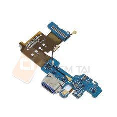 Cụm đuôi sạc, micro, dây anten sóng LG V50S ThinQ 5G, LM-V510N (Bản Việt Nam)