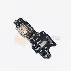 Cụm đuôi sạc, tai nghe, micro Realme C12