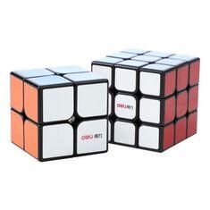 Bộ 2 Rubik vuông Deli