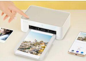 Máy in ảnh Xiaomi MIJIA Photo Printer 1S ra mắt tại thị trường Trung Quốc với giá 2.1 triệu đồng
