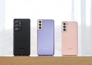 Samsung ra mắt Galaxy S21 series với thiết kế cải tiến,hỗ trợ bút S Pen, giá chỉ từ 18.5 triệu đồng
