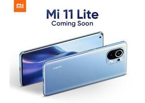 Xiaomi Mi 11 Lite 4G hé lộ cấu hình sắp ra mắt với chip Snapdragon 720G, 3 ống kính