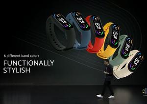 Xiaomi chính thức trình làng Xiaomi Mi Band 6