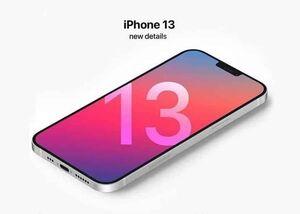 Loạt hình ảnh render 3D của iPhone 13 được tung ra, notch nhỏ gọn, bố cục ống kính camera chéo lạ mắt