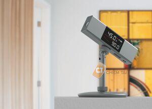 Xiaomi gây quỹ máy đo khoảng cách bằng tia Laser DUKA LI1, đi kèm chân đế nhôm, giá chỉ 355.000 đồng