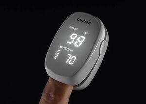 Hướng dẫn sử dụng máy đo nồng độ oxy trong máu SPO2