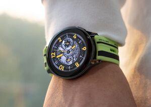 Cận cảnh Realme Watch T1 vừa ra mắt: Khung viền thép không gỉ, màn hình AMOLED, pin dùng 7 ngày, giá chỉ hơn 2 triệu đồng