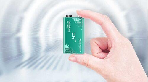 Pin kiềm Alkaline Battery ZMI 6LR61 9V