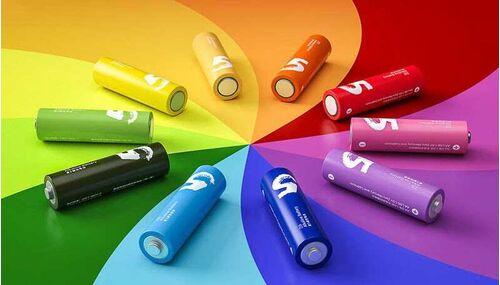 Bộ 24 Pin AAA số 5 ZMI ZI5 Rainbow