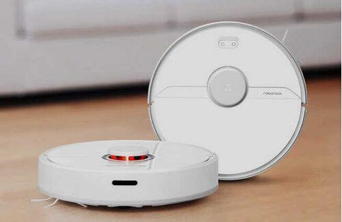 Robot hút bụi lau sàn thông minh Roborock S6 Pure (bản Quốc tế)Robot hút bụi lau sàn thông minh Roborock S6 Pure (bản Quốc tế)
