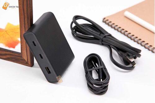 Bộ sạc Laptop PD 3 USB ZMI HA932 65W