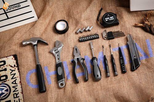 Bộ dụng cụ đa năng 60 in 1 Jiuxun Tools