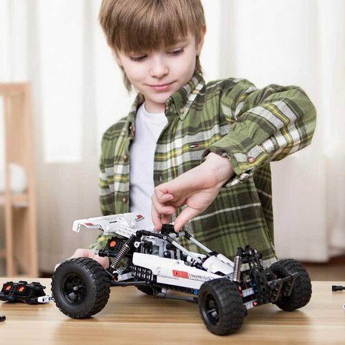 Bộ đồ chơi lắp ráp xe đua địa hình Xiaomi