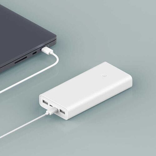 Pin sạc dự phòng 20000mAh Xiaomi gen 3 18W