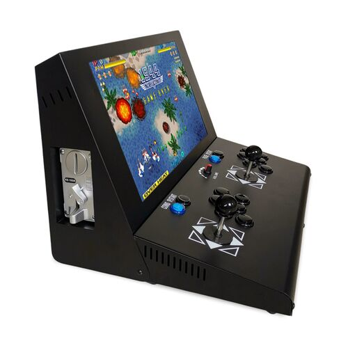 Máy game box mini Pandora 3D 3913 trò tích hợp màn hình 19 inch