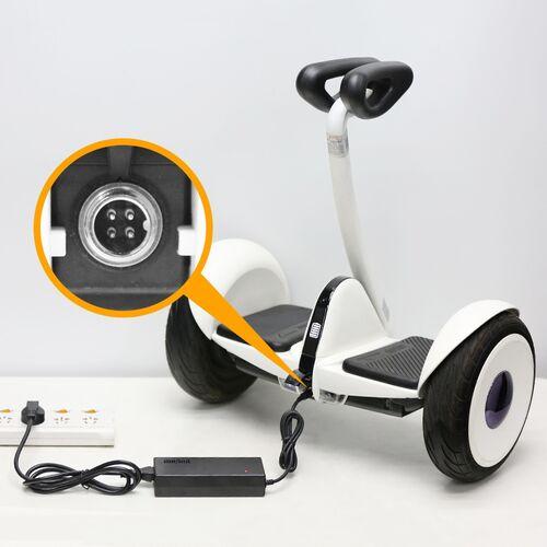 Bộ sạc nhanh chính hãng cho xe điện Ninebot mini Pro 120W