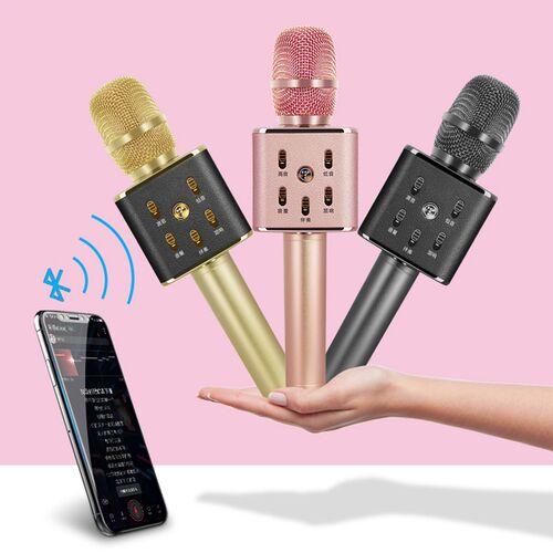 Micro Karaoke kèm loa Bluetooth Tosing Q9
