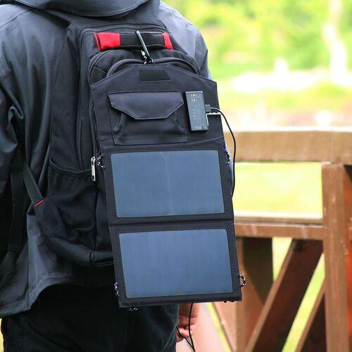 Bộ sạc năng lượng mặt trời YEUX TDS001