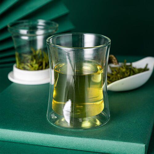 Cốc pha trà thủy tinh PINZTEA 300ml