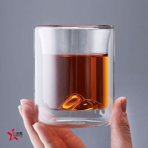 Ly, cốc thủy tinh Funjia 200ml