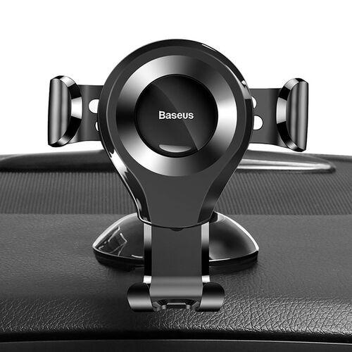 Giá đỡ điện thoại xe ô tô Baseus (phiên bản đế hút)