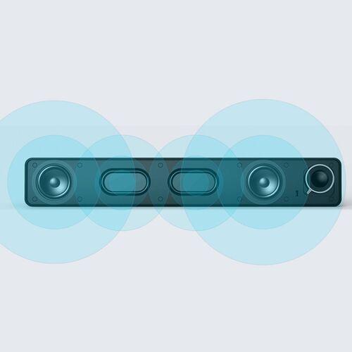 Loa soundbar mini BINNIFA Play 1D