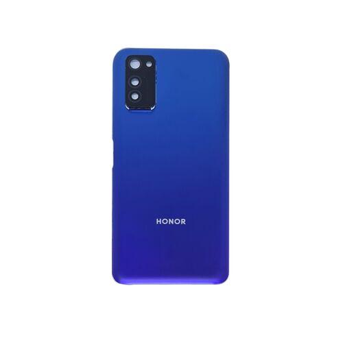 Nắp lưng zin kính có cụm kính camera sau Huawei Honor View 30 2019, Honor V30 2019 (đen, xanh, đỏ, cam, trắng)