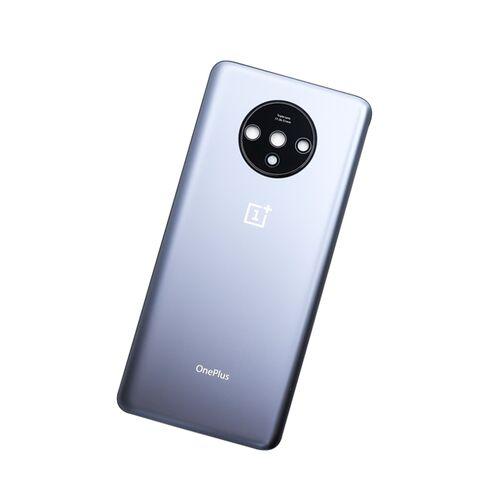 Nắp lưng zin hãng OnePlus 7t HD1903 có cụm kính camera sau (đen, xanh, xám)