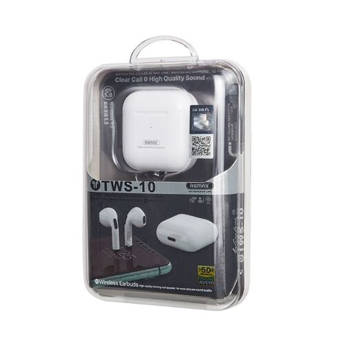 Tai nghe Bluetooth True Wireless Remax TWS-10