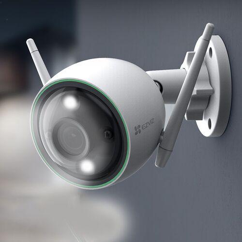 Camera IP Wifi Outdoor EZVIZ C3N Color Night Version 1080P