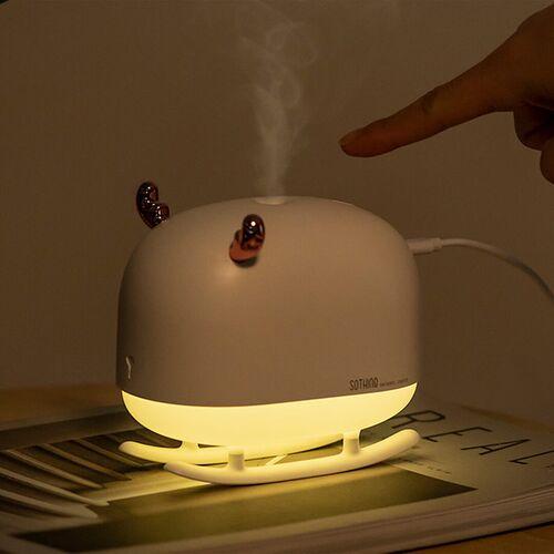 Máy tạo độ ẩm tích hợp đèn ngủ SOTHING DSHJ-H-009
