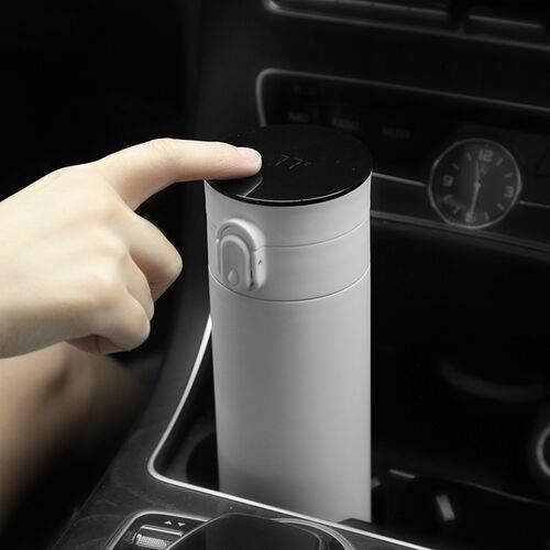 Bình giữ nhiệt hiển thị nhiệt độ QUANCE BW200 SJ080201