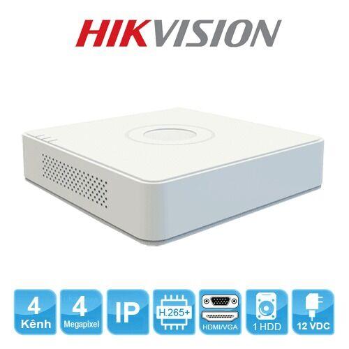 Đầu ghi hình HikVision DS-7104NI-Q1, DS-7108NI-Q1