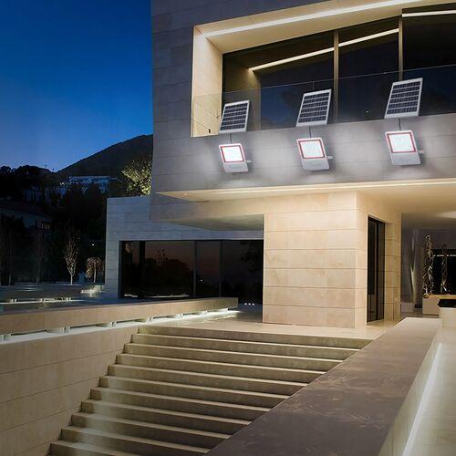 Đèn LED năng lượng mặt trời NingMar