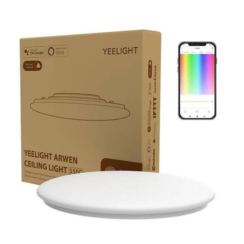 Đèn LED ốp trần thông minh Yeelight Arwen C-Series (450C YLXD013-B, 550C YLXD013-C)