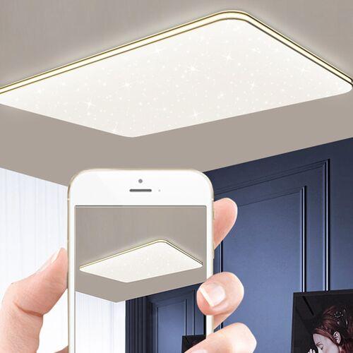 Đèn LED ốp trần thông minh Yeelight A2002R900B 105W (phiên bản trời sao)