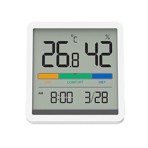 Đồng hồ tích hợp nhiệt ẩm kế MIIIW NK5253Đồng hồ tích hợp nhiệt ẩm kế MIIIW NK5253