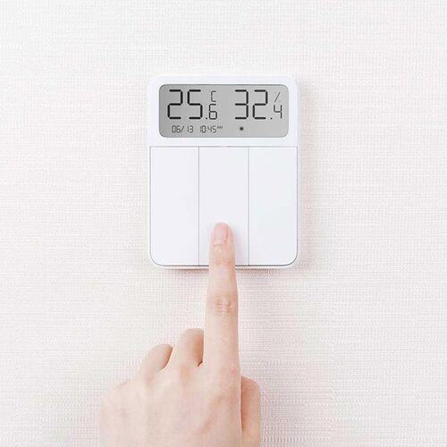 Công tắc thông minh tích hợp nhiệt ẩm kế Xiaomi ZNKG03HL